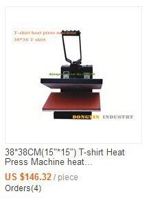 6 в 1 футболка, полуавтоматическое магнитное оборудование для сублимационной печати сублимационной футболки переводная машина