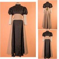 History customer made Cosplay Renaissance Dress Vintage Costumes Victorian Dress Steampunk dress Gothic Halloween Dress C 507