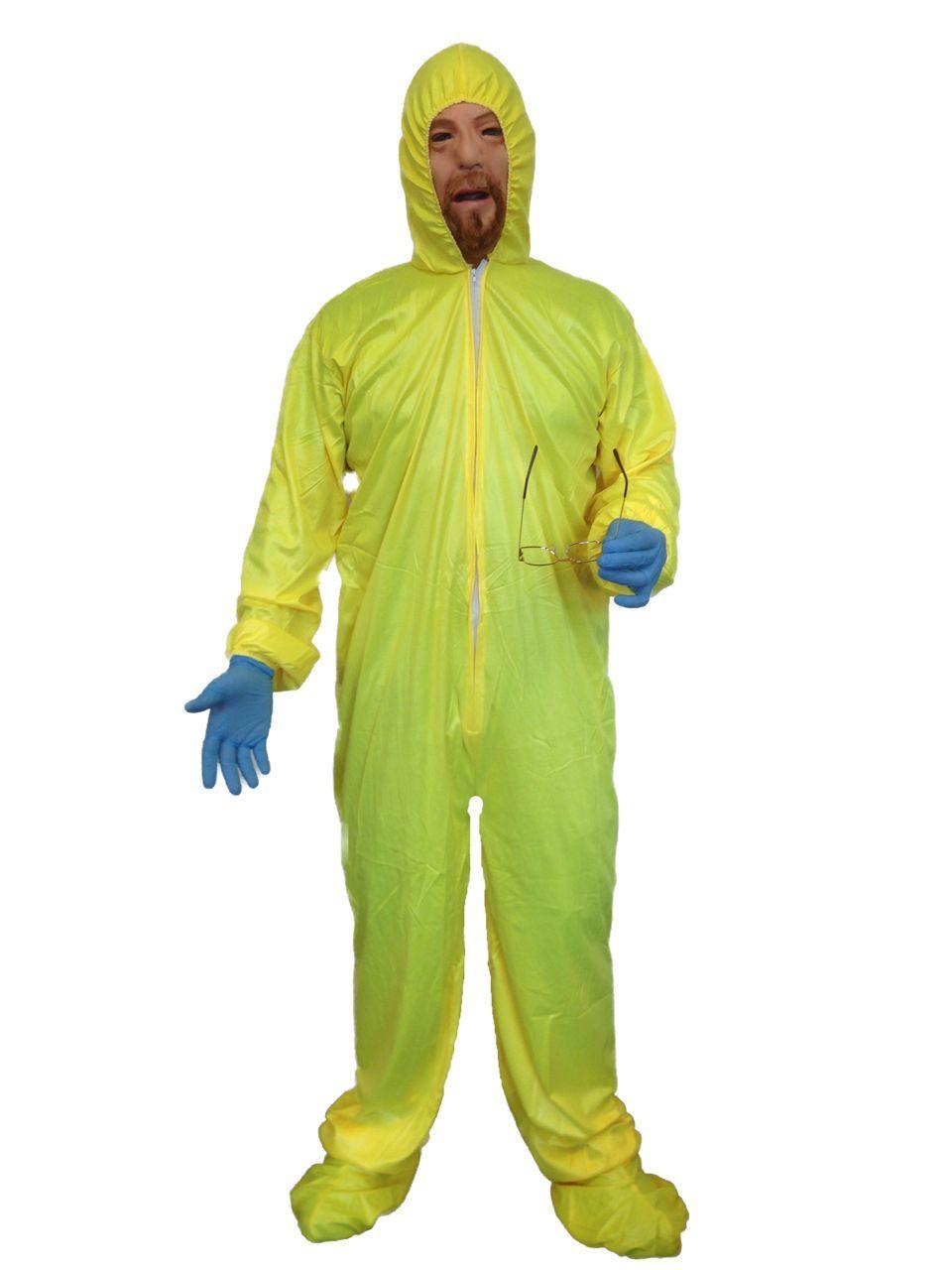 Aliexpress.com : Buy Breaking Bad Hazmat Lab Walter White Jumpsuit ...