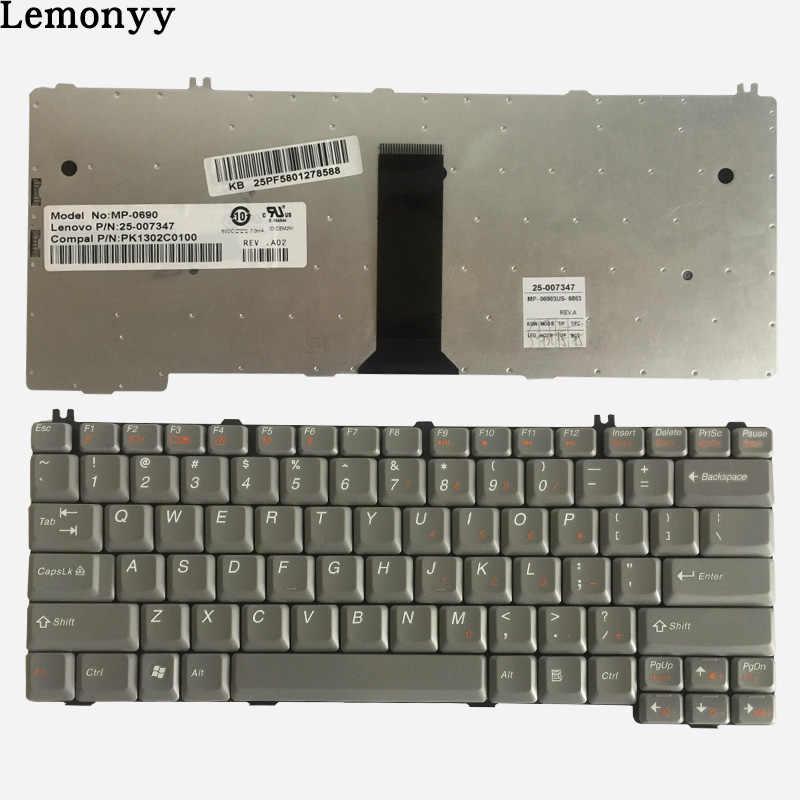 Nuevo teclado para portátil LENOVO F41 F31G Y510A F41G G430 G450 3000 C100 C200 C460 C466 Y330 Y430 F41A nos teclado