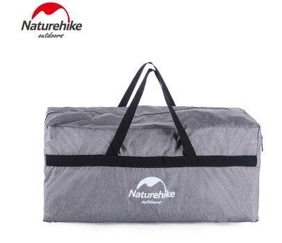 Prix pour Naturehike 100L Grande Capacité Fonctionnelle En Plein Air Oxford Zipper Équipement Sac Pliage Emballage sac