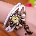 2017 NUEVO punky de la edición de han del estilo Romano del reloj de cuarzo reloj de pulsera brazalete de La Señora que restaura maneras antiguas el búho