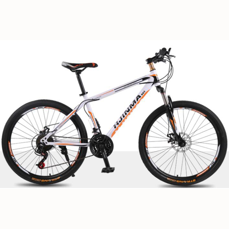 Vente 27 étudiants déplacent rapidement 26 pouce double disque de frein vélo Pneu épaisseur Vélo Accessoires de vélo de montagne