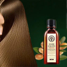 60ml Argan Oil Hair Care Nourish Scalp Treatment Smooth Damaged Dry Repair Conditioners