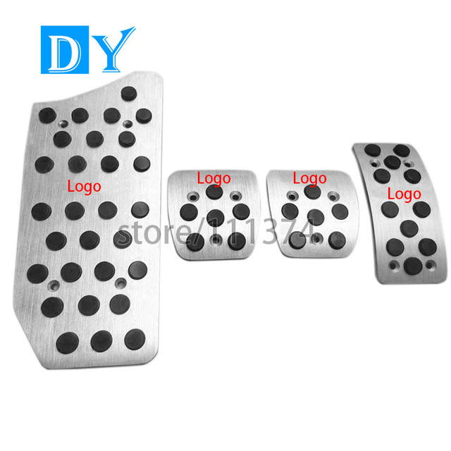 Sport  Modified styling Aluminum Foot Rest Pedals Gas Fuel Brake Pedal Automatic For Honda Civic 2016 MT Replacement