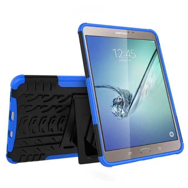 Case For Samsung Galaxy Tab S2 8.0 T710 T715 T713 T719 SM-T715 Heavy Duty Impact Hybrid Armor Kickstand Hard Cover