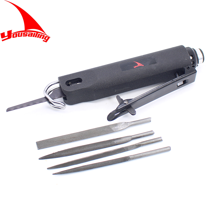 YOUSAILING Quality Dual Function Pneumatic File Saw Machine Air Reciprocating Saws Air File Tool Pneumatic Cutting ToolYOUSAILING Quality Dual Function Pneumatic File Saw Machine Air Reciprocating Saws Air File Tool Pneumatic Cutting Tool