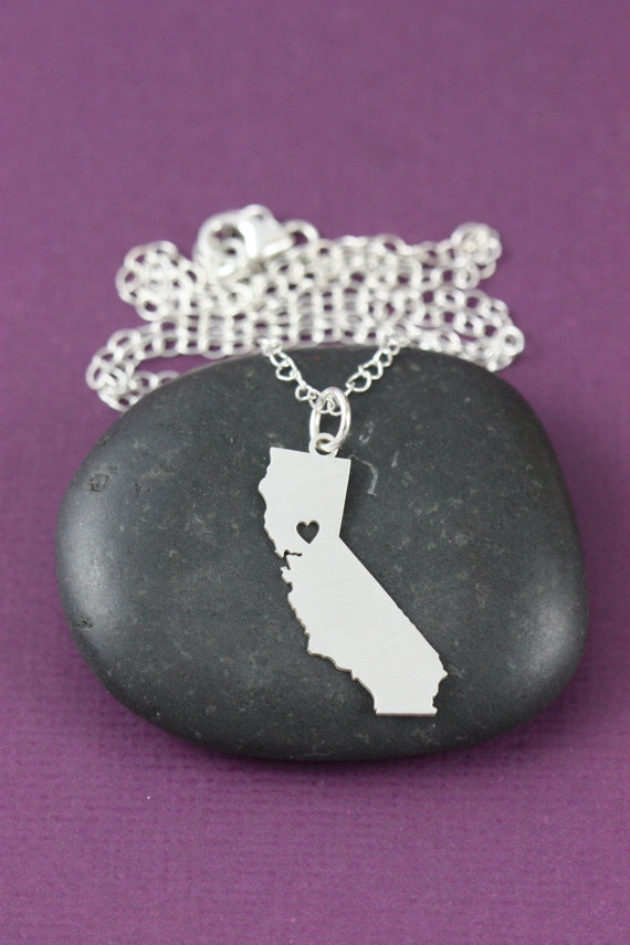 Продажа Калифорнии Цепочки и ожерелья состояние Цепочки и ожерелья штата Калифорния чуло ...