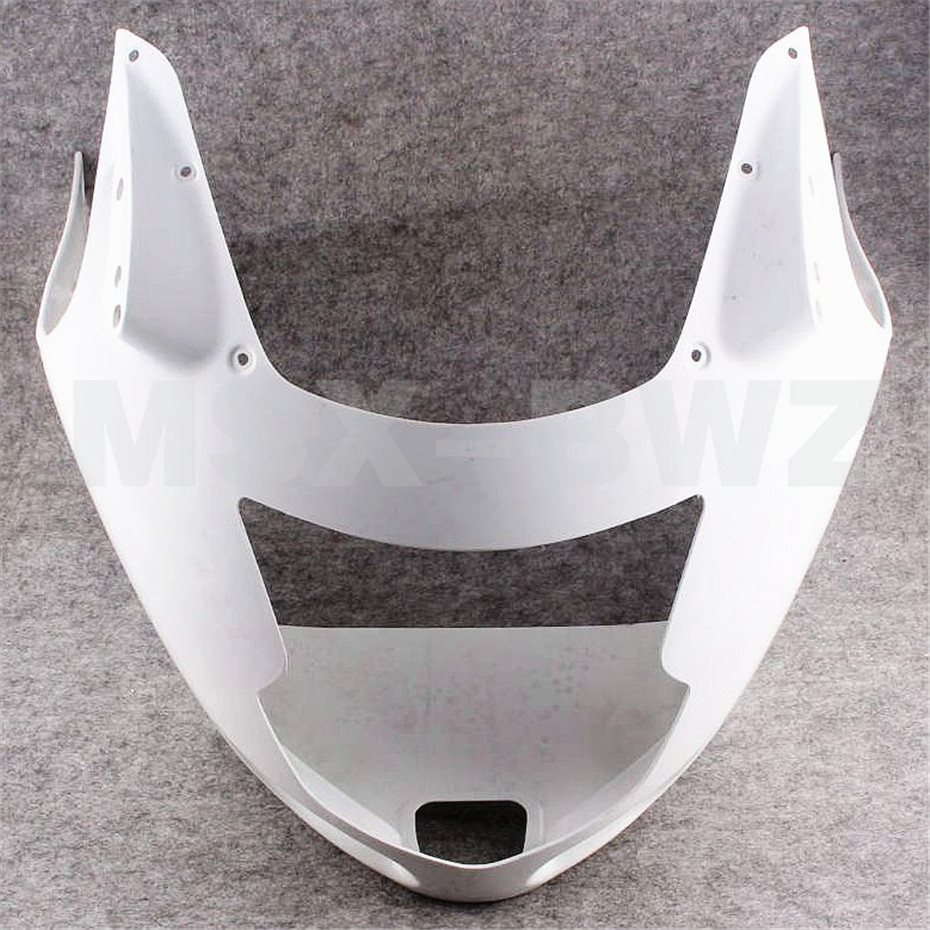 for HONDA CBR1100 1997- 2007 Upper Front Cover Cowl Nose Fairing 2003 2004 2005 2006 Motorcycle Modification 2000 2001 2002