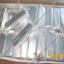 Высокий чистый металл индий, 99.995% чистый, 5000 г индийский слиток Changsha богатый цветных металлов Co., Ltd
