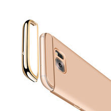 Luxury PC Removable Cover For Samsung Galaxy S7 edge A5 A3 A7 2017 Case for Samsung Galaxy J5 A3 A5 A7 2016 J3 S8 S6 Case 35