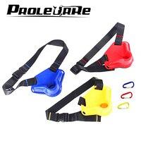 Durable Fish Rod Holder Professional Fighting Belt Adjustable Belt Waist Rod Holder Fishing Accessories Fishing Tackle
