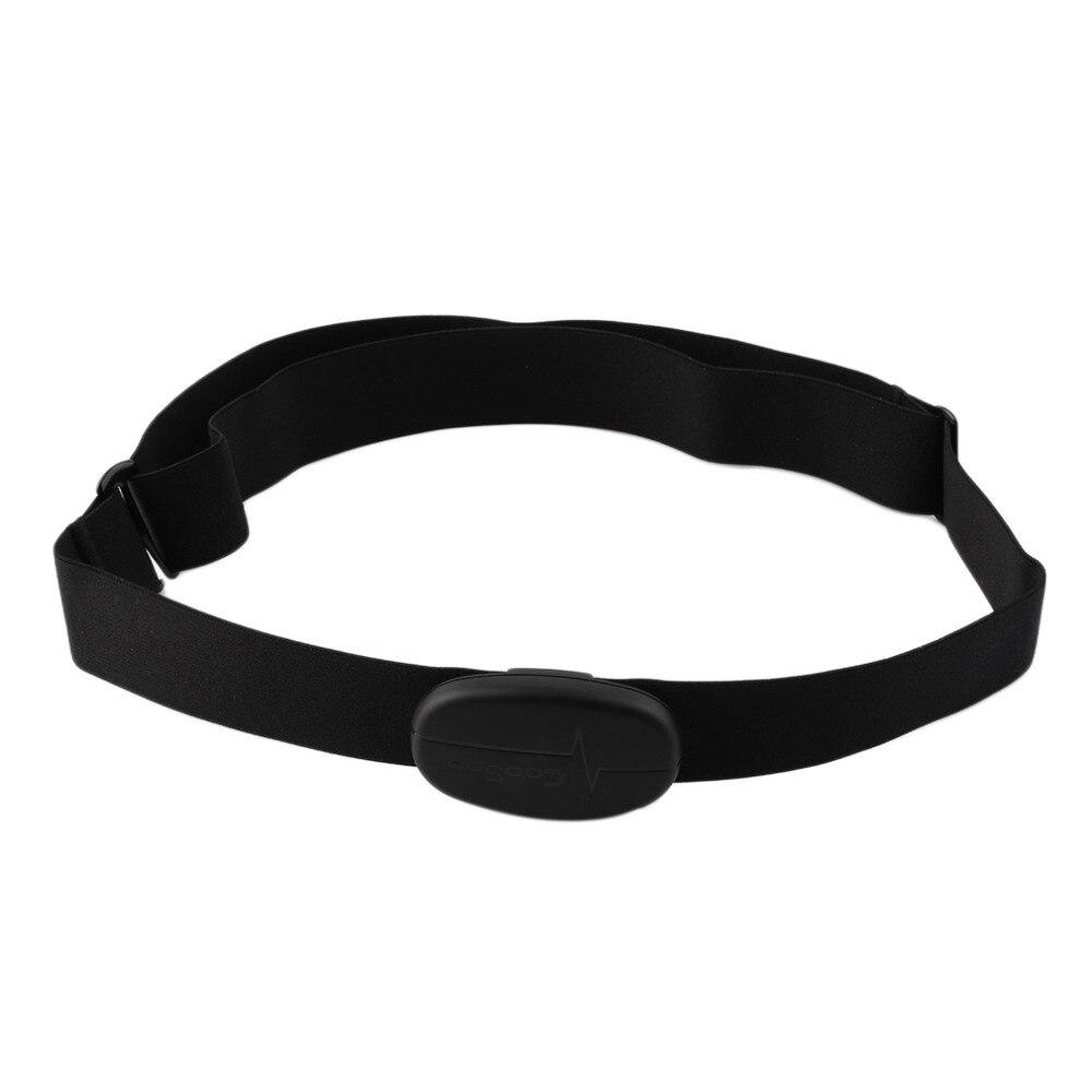 Bluetooth V4.0 Monitor inalámbrico de ritmo cardíaco Fitness CooSpo H6 ANT Smart Sensor correa para el teléfono móvil de la célula del envío shipp