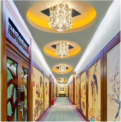 5W LED lubiniai šviestuvai 220–240 V Šiltai balti / Šaltai balti - Vidinis apšvietimas