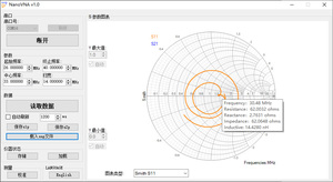 Image 4 - NANOVNA Vector network analyzer 50KHz   300MHz Digital LCD touch screen Shortwave MF HF VHF UHF Antenna Analyzer Standing Wave