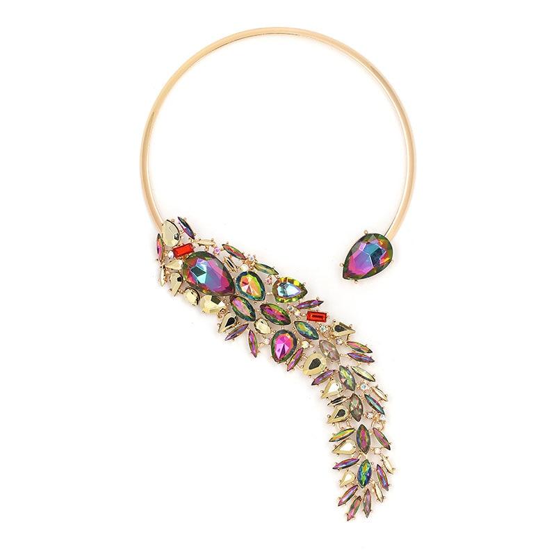 d68c9b4a20af LAKONE Teen Wolf Head vikingo Collar gargantilla joyería India moda  accesorios Collar brazalete hombres mujeres 2019