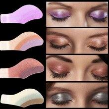 6 Pairs/set Random Makeup Sheets Sticker Eyeshadow