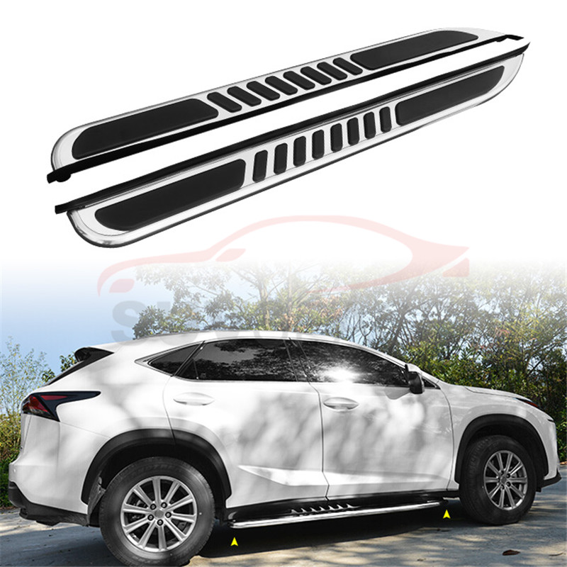 Side Step Running Board Nerf Bar Suitable For LEXUS NX 200
