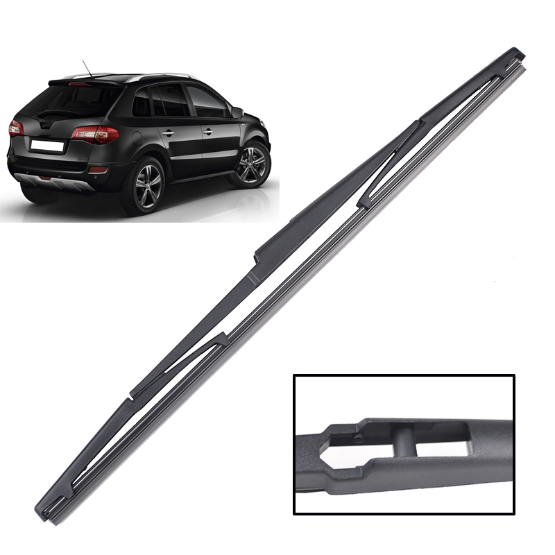 """Image 3 - Misima Windshield Windscreen Wiper Blades For Renault Koleos 2008 2009 2010 2011 2012 2013 2014 2015 Front Rear Window 24""""19""""16""""-in Windscreen Wipers from Automobiles & Motorcycles"""