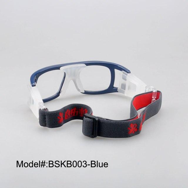 e19da031fc2 BSKB003 basketball glasses protection sports eyewear prescription  eyeglasses spectacles