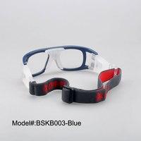 BSKB003 Basketball Glasses Protection Sports Eyewear Prescription Eyeglasses Spectacles