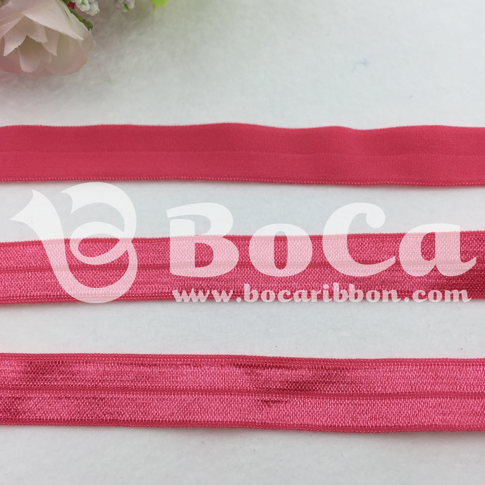 Wedding Watermelon Color popular watermelon color buy cheap lots from 58solid fold over elastic 100yardsroll free shipping