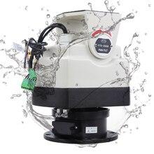 Rs485 sterowania automatyczne obracająca się Pan Tilt Cctv obserwacja ip sieci PTZ kamera kopułkowa silnika