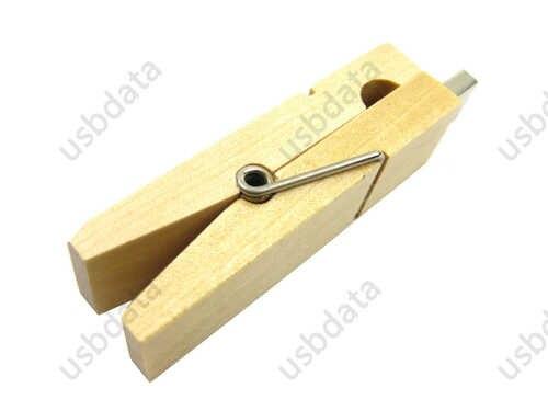 هدية الإبداعية مشبك خشب محرك فلاش USB 2 تيرا بايت 1 تيرا بايت ذاكرة عصا Usb عصا ذاكرة فلاش بطاقة بندريف القلم محرك 64 جيجابايت 32 جيجابايت 16 جيجابايت