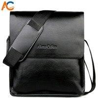 b033b4171ddc2 ... omuz çantaları postacı çantası. Teklifi Göster. Alena Culian Brand Leather  Men S Handbags Casual Shoulder Bag For Men Business Crossbody Bag Male