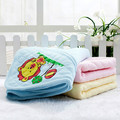 Healthy Soft  Baby Cotton Blankets Spring Autumn Season Blankets Size Is About 75*75 cm Suitable For 0-2 Years Old Baby Use