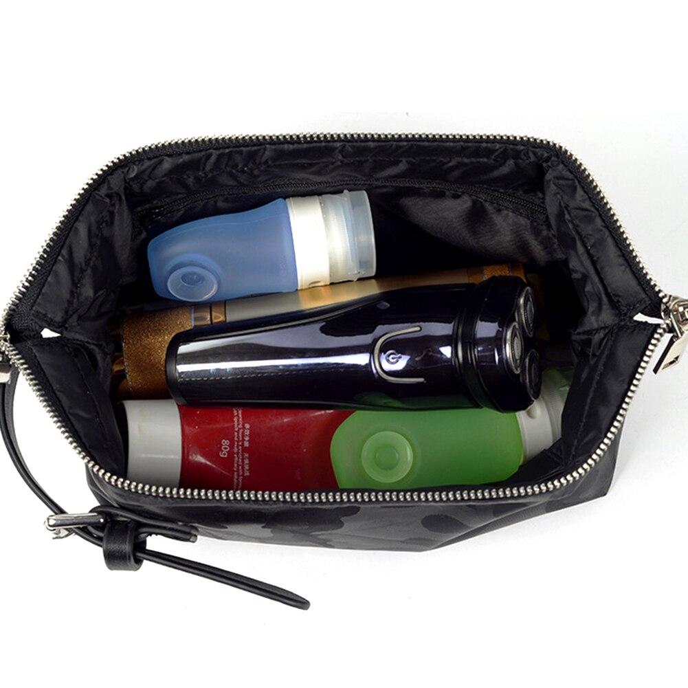 Men Travel Portable Organizer Waterproof Large Capacity Toiletry Solid Nylon Fashion Camouflage Multifunction Wash Bag Storage