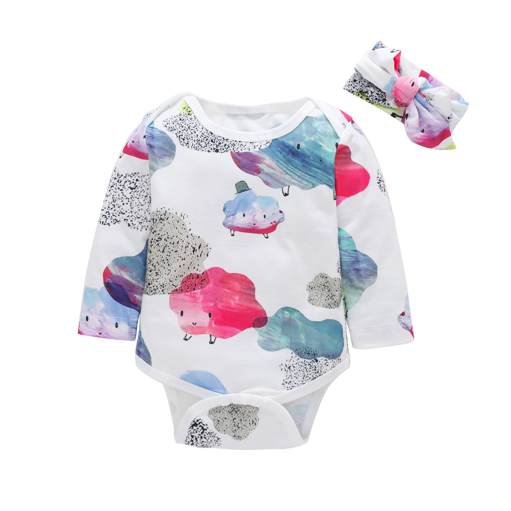 c8b0fa5ae68d Detail Feedback Questions about 0 18M Newborn Baby Girl Rompers ...