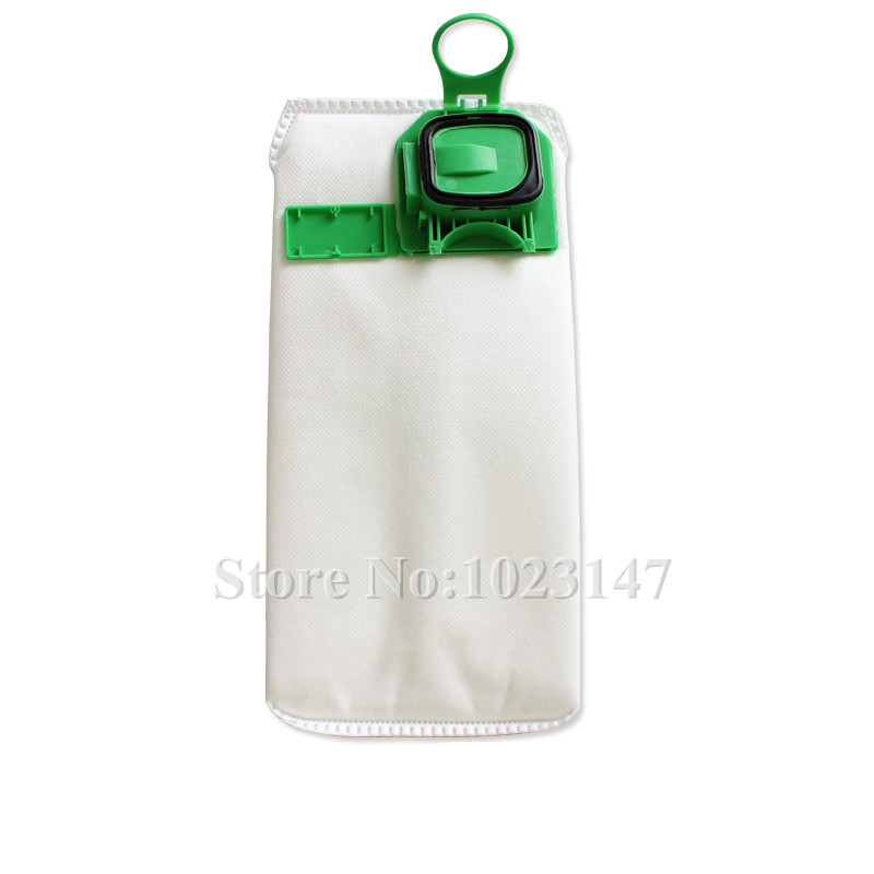 4 pieces/lot Vacuum Cleaner Filter Bags Dust Bag for Vorwerk VK140-1 FP140 FP150 Free Shipping !