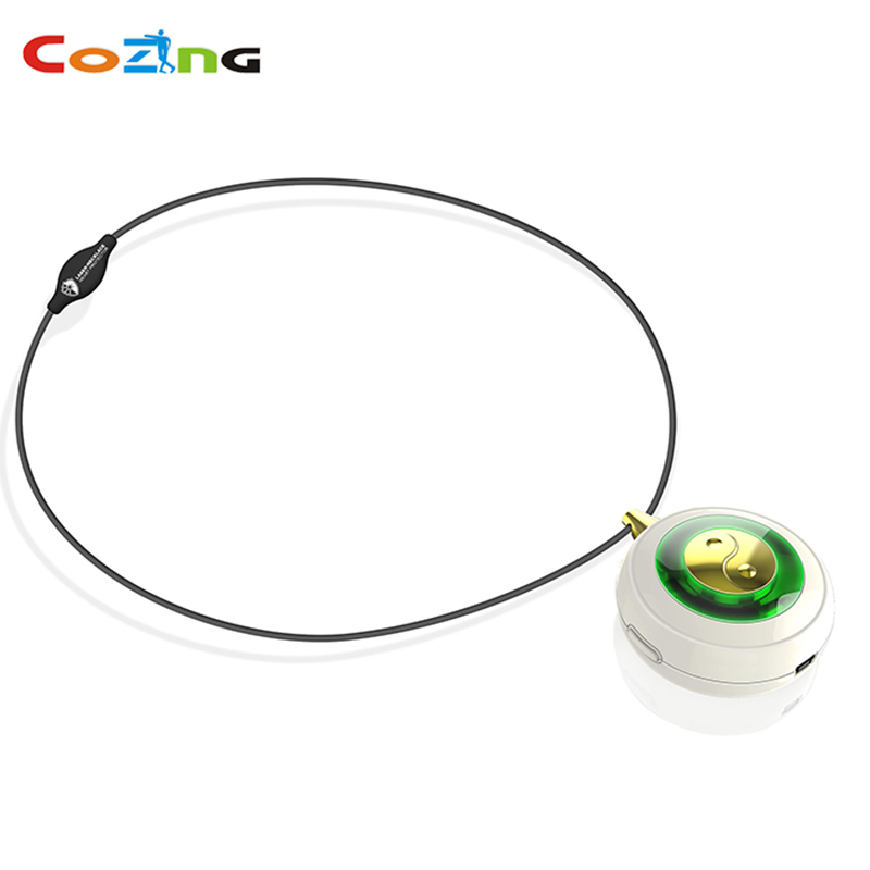 Portable 650nm low level cold bio laser therapy necklace treatment for heart disease home care medical laser low level laser therapy with 650nm to treatment the vascular disease and stroke