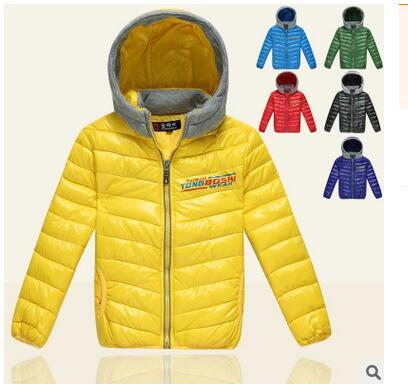 Moda niños chaquetas, chaqueta cazadora de algodón niñas primavera otoño chaqueta de la capa niños ropa de abrigo ropa de invierno