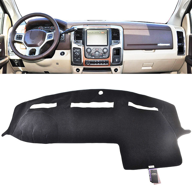 Fit For Dodge Ram 1500 2500 3500 2010 2017 2018 Dashmat Dash Mat