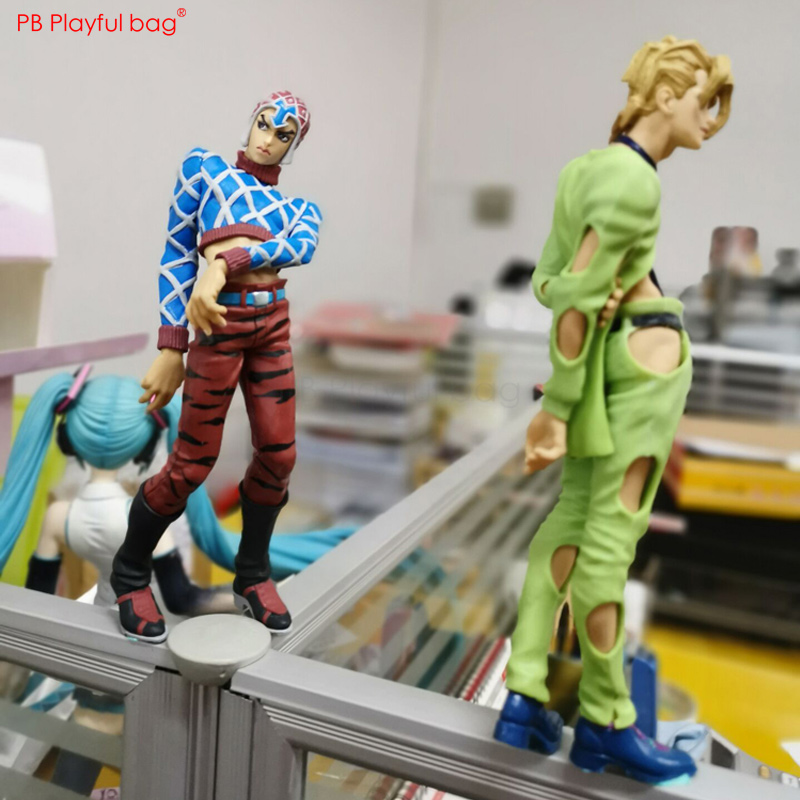 Pannacotta Fugo Action Figure PVC Collectible Doll Toys Fans Loves Anime Model Collections Christmas Best Gifts HC57