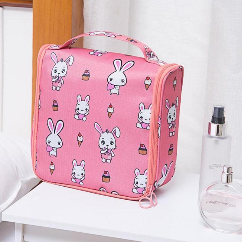 Travel Cosmetic Bag Fashion Make Up Bag Zipper Wash Kit Bags Makeup Organizer Storage Beauty Case #30