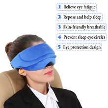 Soft Breathable 3D Sleeping Mask