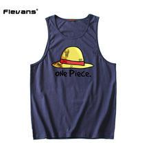One Piece Men's Cotton Tank Top
