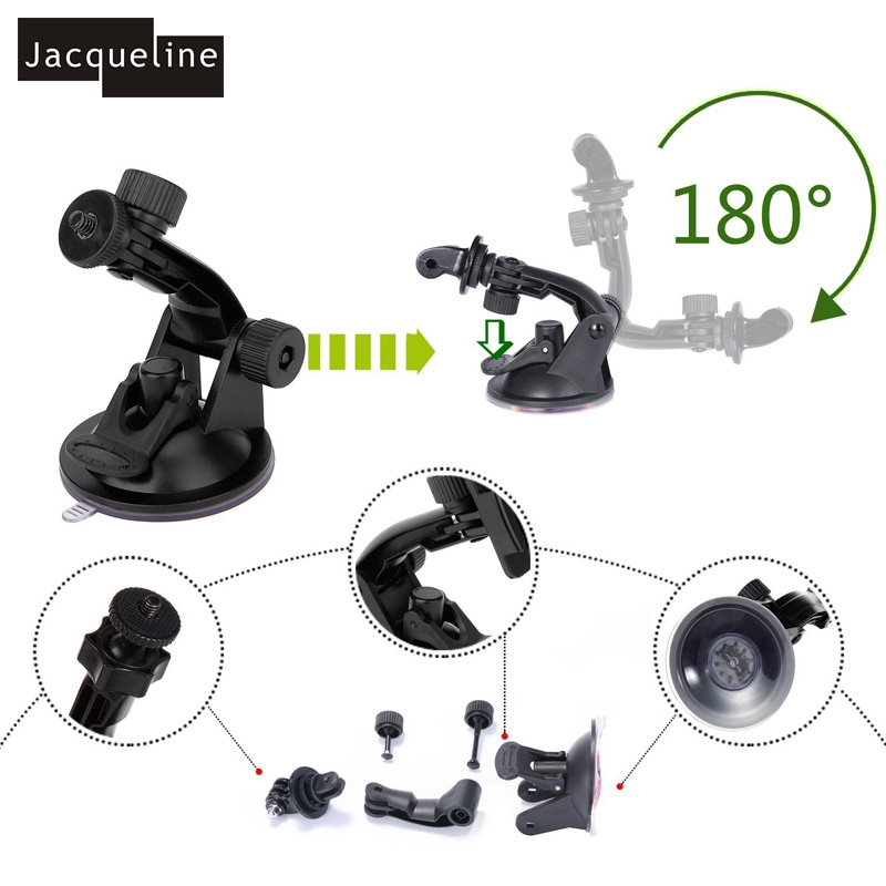 Jacqueline for Bag Accessories Accessories Mout Holder Gopro HD 6 5 4 - Kamera dhe foto - Foto 6