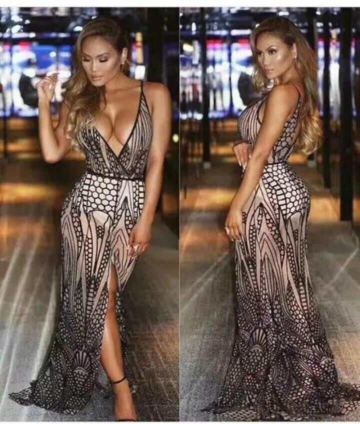 Nouvelle mode africaine maille dentelle robe de soirée avec paillettes modèle français net dentelle tissu pour vêtements QN44, 5 yards/pc