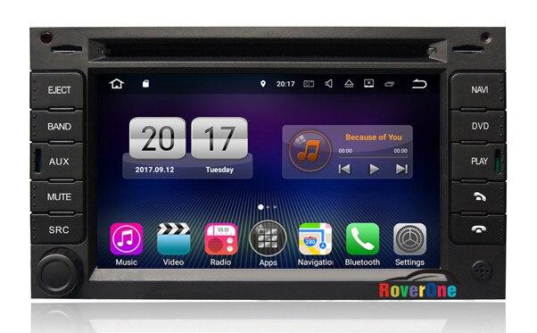 For Citroen C2 C3 Berlingo Android 7.1 Car Multimedia System Auto Stereo DVD Radio GPS Navigation Media Audio Video Player