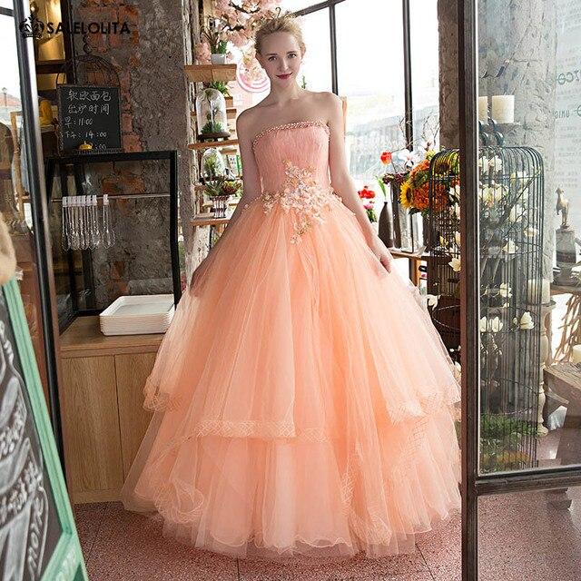 Top Qualität Niedliche Prinzessin Festivals Kuchen Kleid Studio Real ...