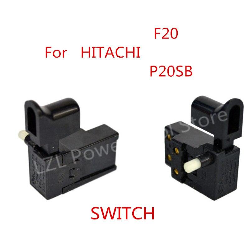 Replacement Switch  AC220-240V  For Hitachi 963756Z P20SB P20SA2 C7UY C7U2 C7MFA C6UY C6U2 C5YC