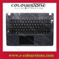 Marca nueva brasil teclado cubierta palmrest topcase teclado para asus x451 x451e x451m x451c x451e1007ca aexjb600110 teclado del ordenador portátil