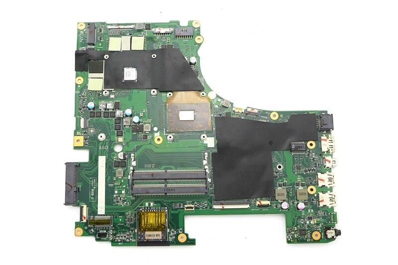 60NB0DN0-MB1500 GL753VD Motherboard Placa Principal REV: 2.0 w/GTX GPU + i7-7700HQ 1050Ti 4G 2.8 Ghz CPU para Asus ROG GL753VE Laptops