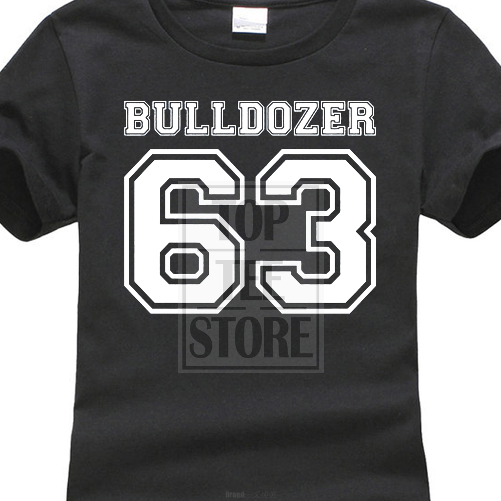 2017 Design Lo Chiamavano Bulldozer Bud Spencer T0854 3D Print Tee Shirt High Quality Short Sleeve Tee 32836102858