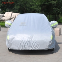 waterproof car covers outdoor sun protection cover for toyota NOAH VOXY 80 car styling