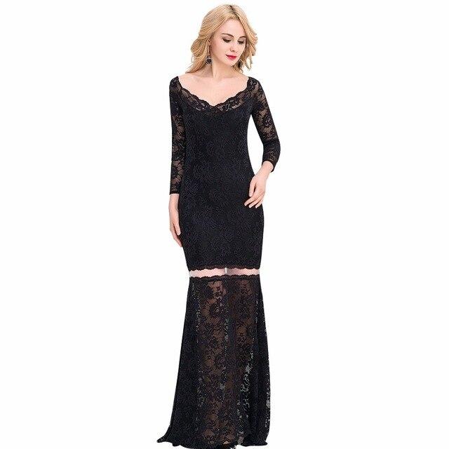 Elegante klassische kleider
